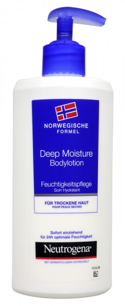 Neutrogena Bodylotion Trockene Haut, 400 ml