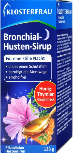 Broncholind Bronchial-Husten-Sirup, 100 ml