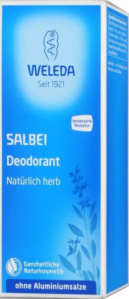 Weleda Salbei Deodorant, 100 ml