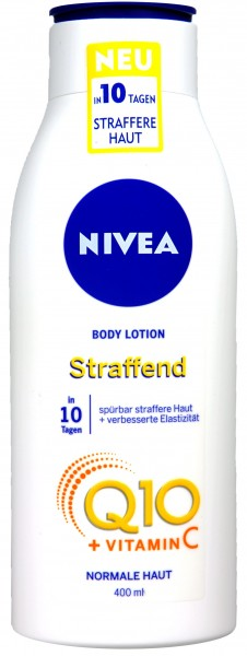 Nivea Body Hautstraffende Bodylotion Q 10, 400 ml