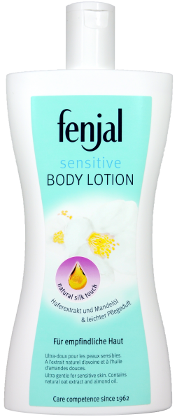 Fenjal Body Lotion Sensitive Touch, 400 ml
