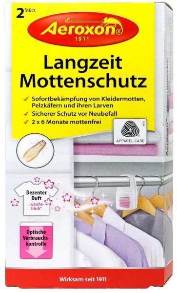 Aeroxon Langzeit Mottenschutz, 2 er