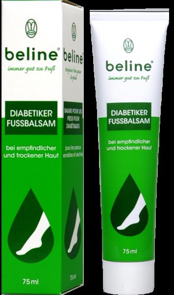 Beline Diabetiker Fußbalsam, 75 ml