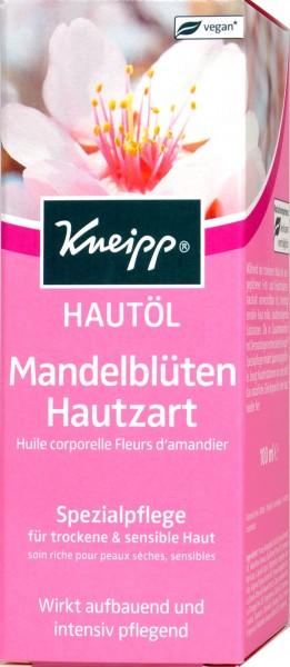 Kneipp Mandelblüten Hautzart Hautöl, 100 ml