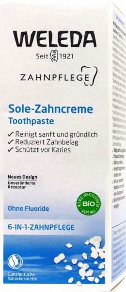 Weleda Sole Zahncreme, 75 ml