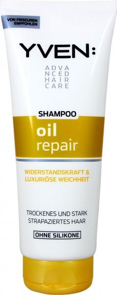Yven Shampoo Oil Repair, 250 ml