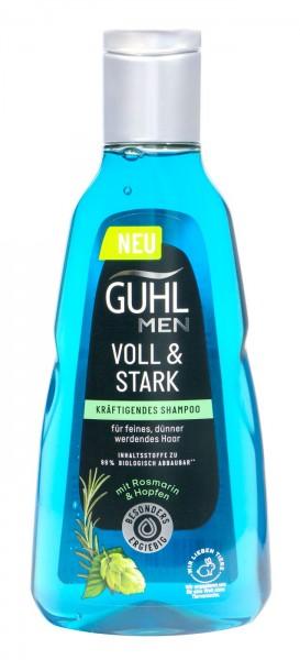 Guhl Men Shampoo Intense Clean, 250 ml