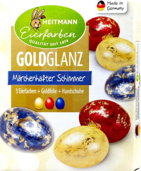 Eierfarben Goldglanz, 1007793