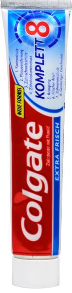 Colgate Zahncreme Komplett extra frisch, 75 ml