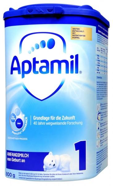 Aptamil Pronutra 1 Advance Neu, 800 g