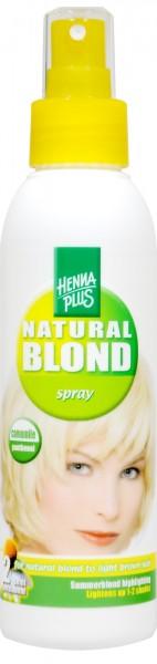 Hennaplus Kamille Blondspray, 150 ml