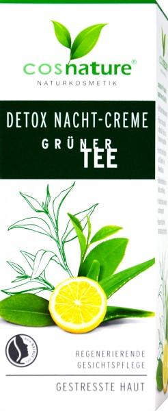 Cosnature Detox Nachtcreme, 50 ml