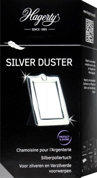 Hagerty Silver Duster, 36 x 55