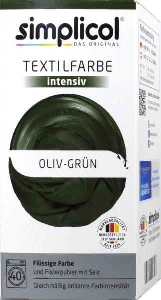 Simplicol Intensiv Textilfarbe Oliv-Grün, 1814