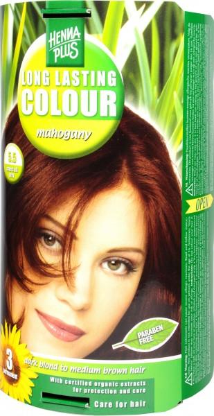 Hennaplus Long Lasting Colour, 5.5