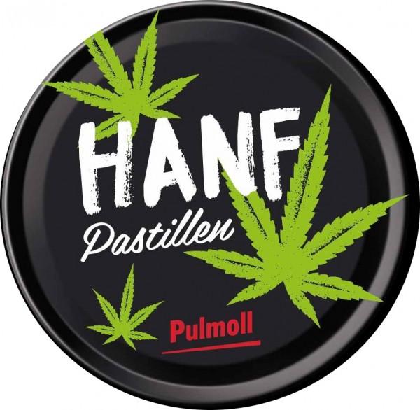 Pulmoll Hanf Bonbon ZF, 50 g