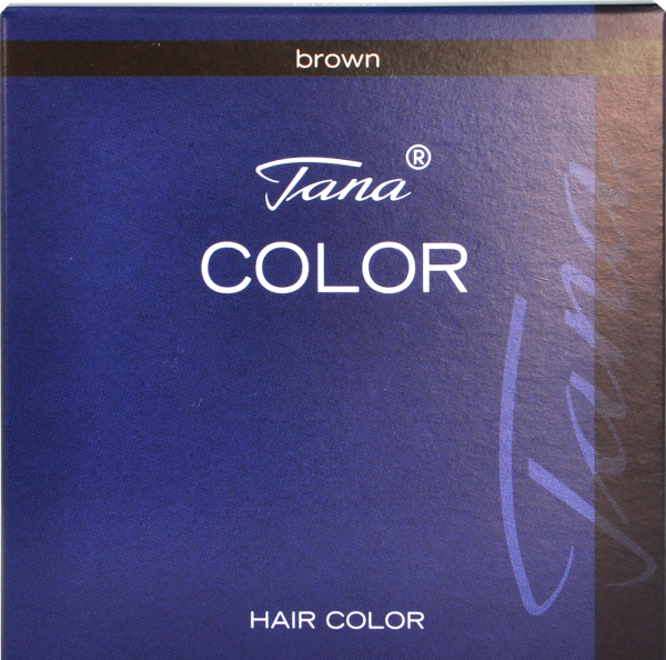 Tana Color Wimpernfarbe, Braun