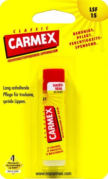 Carmex Lippenbalsam Spröde Lippen Stick, 4,25 g