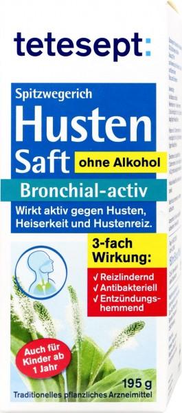 Tetesept Hustensaft Bronchial-activ, 140 g