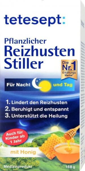 Tetesept Planzlicher Reizhusten Stiller, 125 ml
