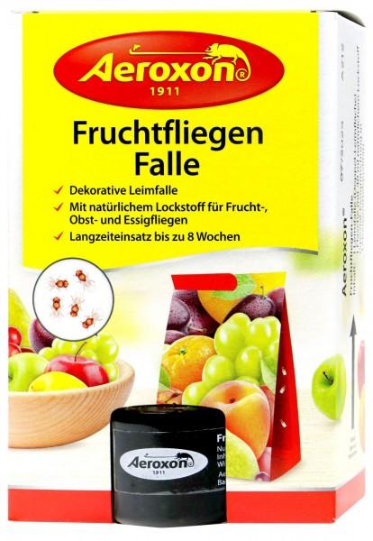 Aeroxon Frucht-Fliegenfalle Set, Stück