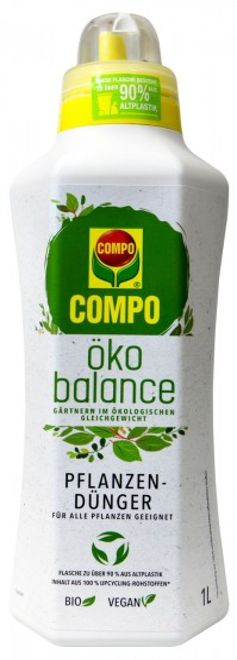 Compo Öko Balance Universal Pflanzendünger, 1000 ml
