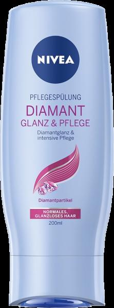 Nivea Haar Spülung Diamond Glanz, 200 ml