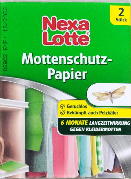 Nexa Lotte Mottenschutz, 2 er