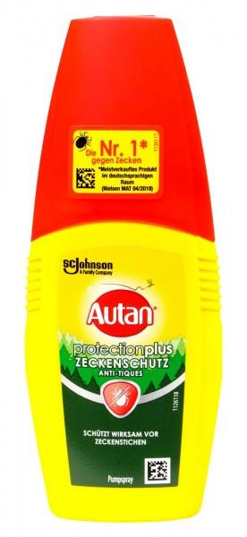 Autan Protection Plus Zeckenschutz, 100 ml