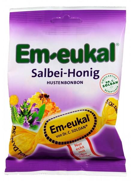 Em-Eukal Salbei-Honig Bonbon, 75 g