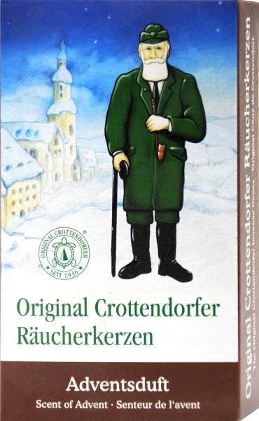 Crottendorfer Räucherkerzen Adventsduft, 24 er