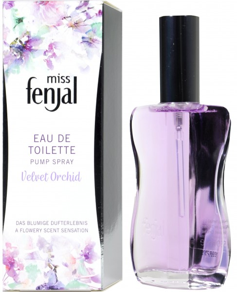 Fenjal EDT Velvet Orchid, 50 ml