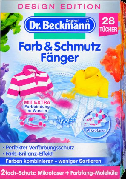 Dr. Beckmann Farb und Schmutz Fänger, 28 er