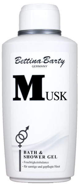 Bettina Barty Muskel Bath + Showergel, 500 ml