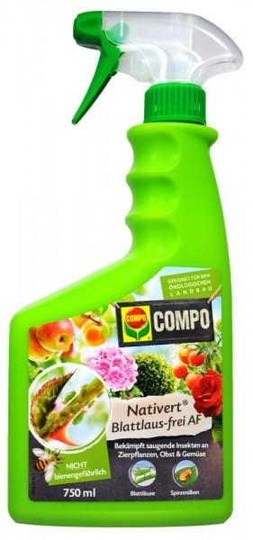 Compo Nativert Blattlaus-Frei Spray, 750 ml