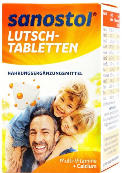 Sanostol Lutsch-Tabletten, 75 er