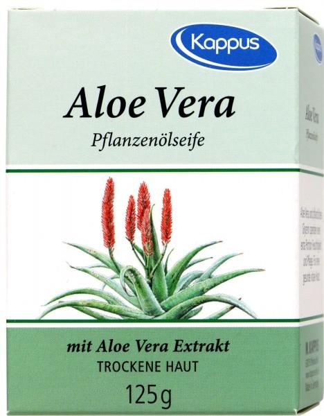 Kappus Aloe Vera Seife, 125 g