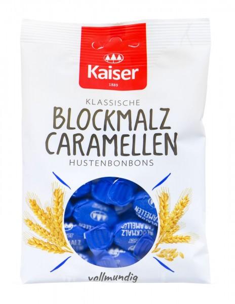 Kaiser Blockmalz Caramellen, 100 g