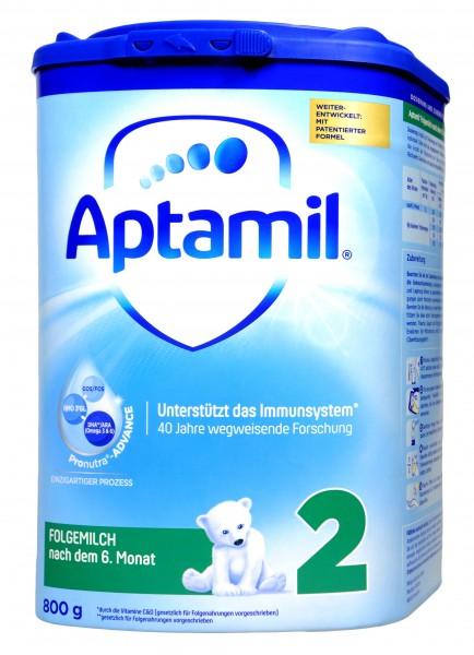 Aptamil Pronutra 2 Advance Neu, 800 g