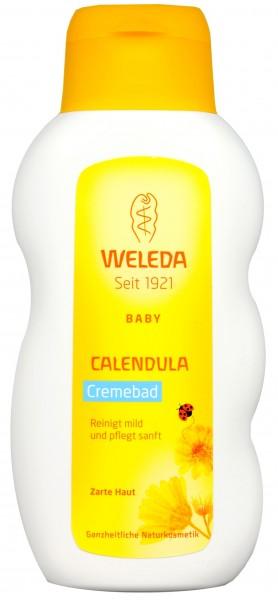 Weleda Calendula Babycreme Bad, 200 ml