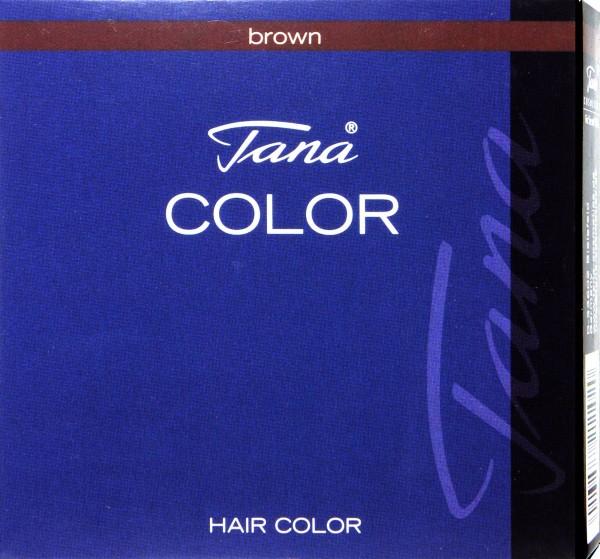 Tana Color Wimpernfarbe, Braun