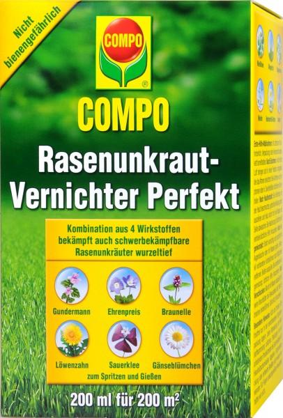 Compo Rasenunkraut Vernichter Perfekt, 200 ml