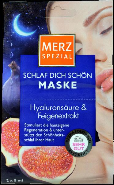 Merz Spezial Schlaf Dich Schön Maske, 2 x 5 ml