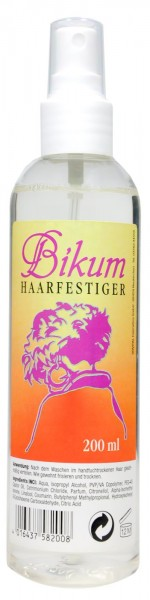 Bikum Haarfestiger Zerstäuber, 200 ml
