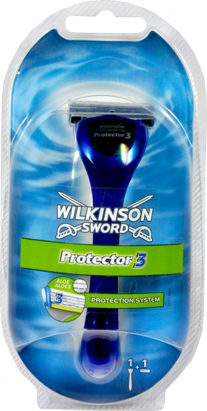 Wilkinson Protection 3, Apparat