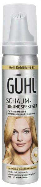 Guhl Schaum-Tönungsfestiger 82 Hell-Goldblond, 75 ml