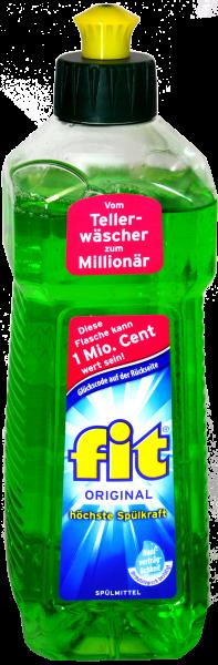 Fit Geschirrspülmittel Original, 500 ml