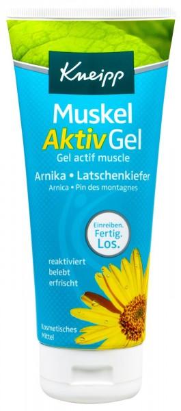 Kneipp Muskel Aktiv Gel, 200 ml