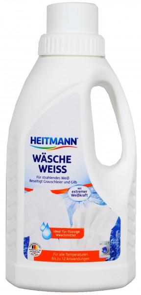 Heitmann Wäsche Weiß Flüssig, 500 ml
