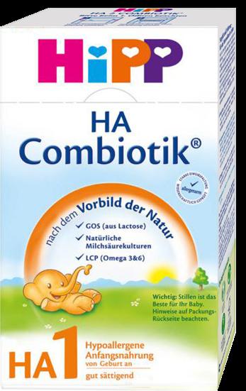 Hipp 2142 HA 1 Combiotik, 600 g